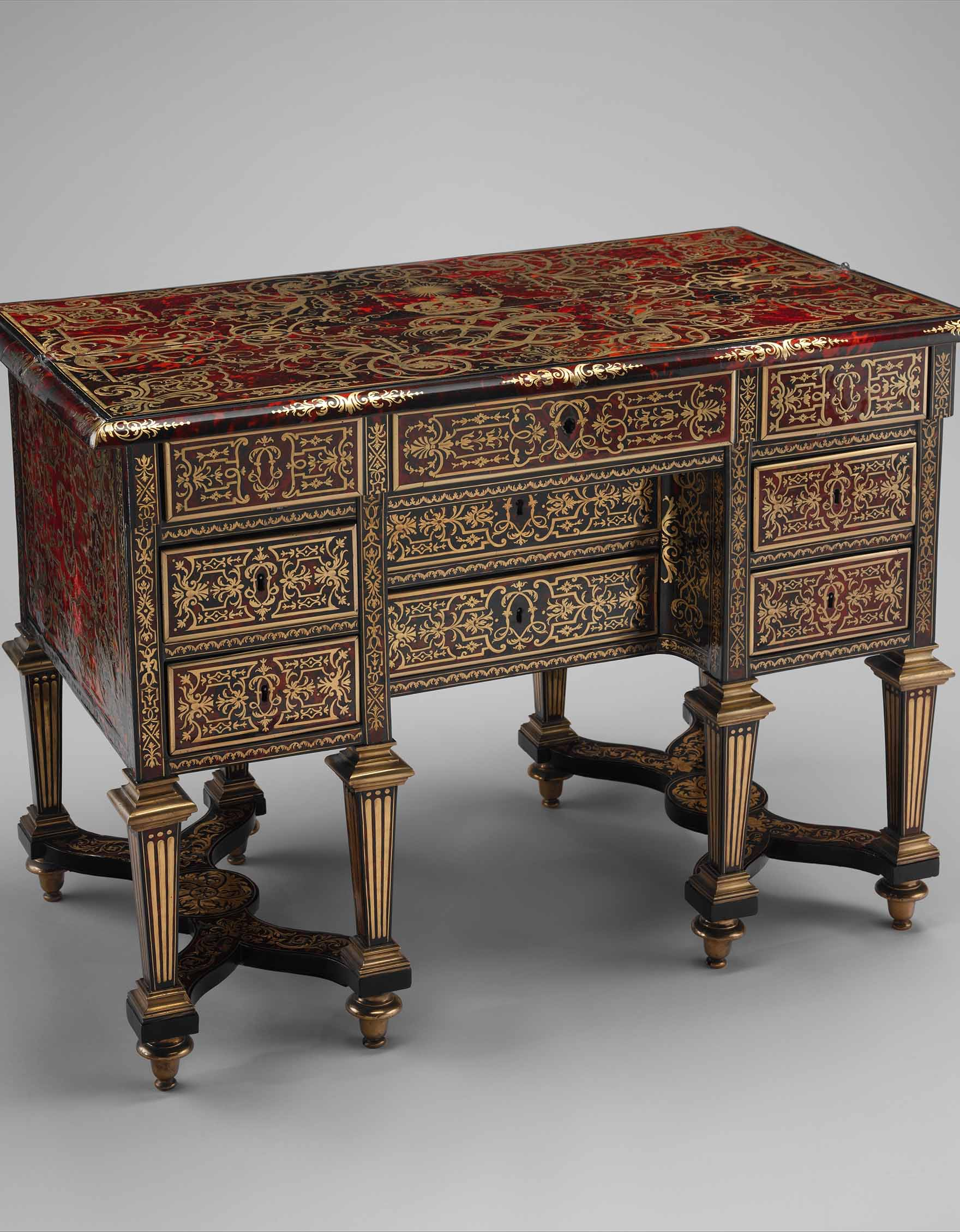 17th century desk